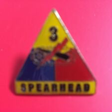 3Rd Armor Division (Spearhead Division) Hat Pin