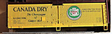Athearn HO Scale Canada Dry 40' Wood Reefer Kit 5202 GARE 9106 NIB / 5