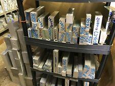 Aluminum Plate  T651 7075 20 Pounds 7075 QC10  Plate Drops  Scrap Fortal