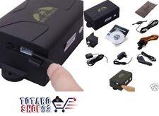 LOCALIZZATORE SATELLITARE GPS AUTO TRACKER TK104 MAGNETICO AUTONOMIA 30 GIORNI