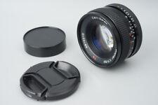 Contax Carl Zeiss Planar 50mm f/1.7 f1.7 T* MMJ MF Lens, For CY C/Y Mount