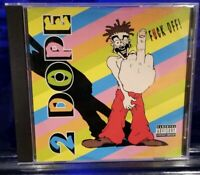 Shaggy 2 Dope - Fxck Off! (Full Case/2003) CD insane clown posse icp twiztid