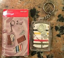 NOS Sewing Kit Keychain NIB