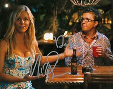 NICK SWARDSON SIGNED 8X10 PHOTO JUST GO WITH IT BROOKLYN DECKER AUTOGRAPHED