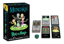 Munchkin Rick and Morty - Card Game