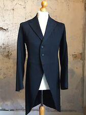 Arc 99 Edwardian Bespoke Morning Coat Tails Tailcoat Size 38 40 ( Mc119
