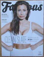 Melanie Sykes - Fabulous Magazine – 6 July 2014