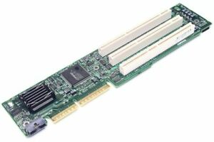 HP 228495-001 Proliant DL380 G2 3Slot Eriple Pci-X Riser Card Board 011686-001