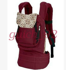 Newborn Infant Baby cBreathable Ergonomic Adjustable Wrap Sling Backpack #92
