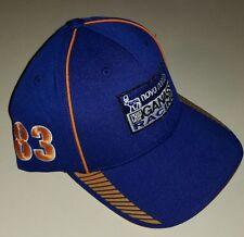 Chip Ganassi Racing 83 Apex Hat NWT Blue