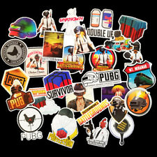 29pc PUBG Stickers Decals for Car Laptop Luggage Skateboard Pad Computer Bicycle