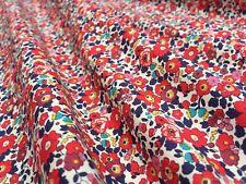 Liberty Of London Cotton 100% Tana Lawn 'Betsy Anne B' (0.50m)