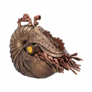 PAG056 Steampunk Bronze Copper Metallic Ornaments Piranha/Nautilus/Beaky etc