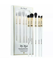 Too Faced Cosmetics Mr. Right 5-Piece Eye Shadow Essentials Brush Set New In Box