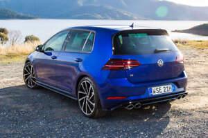 19 inch set Of 4 Genuine VW Golf R MK7.5 Wheels and Pirelli Tyres New Package Fi