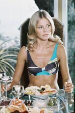 Britt Ekland in bikini James Bond The Man with the Golden Gun 11x17 Mini Poster