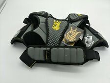 NEW BRINE LoPro Prodigy Youth M Lacrosse Shoulder Pads Black Checkered