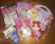 Claire's Jewelry Disney Princess Plush Glow Art Diary Swim Jewelry Palace Pets