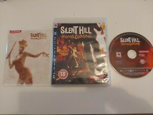 SILENT HILL HOME COMING PS3 PLAYSTATION 3 PREOWNED