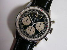 40mm Ollech & Wajs Aviation Chronograph - Highly Decorated Valjoux 7736