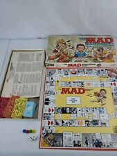 Vintage Mad Magazine Board Game 1979 Parker Brothers Complete See Description