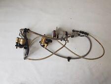 Original Bremssystem  komplett Shineray 250 STIXE Bremssattel hinten NS58