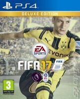 FIFA 17 (PS4) - DELUXE Edition -PRISTINE - Super QUICK Delivery Absolutely FREE
