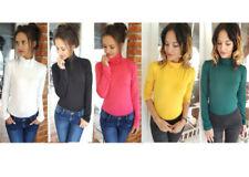 Festliche Damenblusen, - tops & -shirts aus Polyester für M