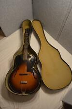 1959 GIBSON L48 ARCHTOP ACOUSTIC GUITAR WITH CASE - VERY GOOD CONDITION
