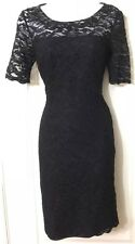 BNWT PRÉCIS PETITE FITTED LACE WIGGLE PENCIL DRESS SIZE 10 £139