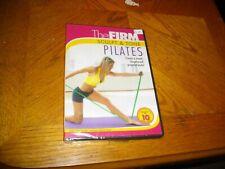 the firm sculpt & tone pilates  dvd