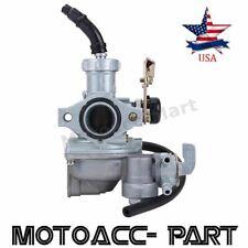 Carburetor Fits For Honda Trx125 Trx125 FourTrax 125 Atv 1985-1986 Carb Usa Ship