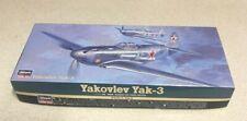 Hasegawa 1/72 Yakovlev Yak-3