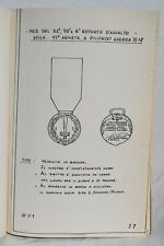 ITALIAN FASCIST & ROYAL ARMY NAVY AIR FORCE MEDAL ORDERS CROSSES REFERENCE BOOK