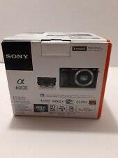Sony Alpha a6000 Digital Camera with 16-50mm Lens