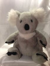 "Build a Bear Workshop Koala Bear Plush 10"" Seated Stuffed Animal Toy"