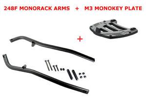 GIVI 248F TOP BOX RACK + M3 HONDA CBR1100XX BLACKBIRD for Monokey Top Box Case