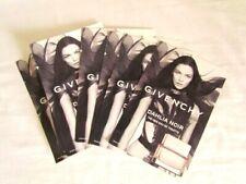 Givenchy Dahlia Noir Eau de Toilette 7 packs NEW