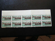 NOUVELLE CALEDONIE timbre yt n° 268 x10 nsg (Z1) stamp new caledonia