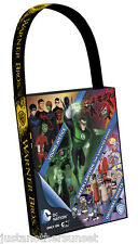 SDCC Swag Bag Large Promo Tote Young Justice Super Hero Animated Green Lantern