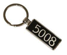 Porte-clés clefs keychain keyring pour Peugeot 5008