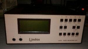 Lindos LA102 Audio Measure Set