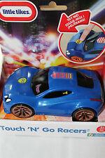 LITTLE TIKES Touch n'Go Racers - Blauer Sportwagen NEU & OVP