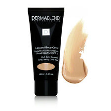Dermablend Leg and Body Cover Foundation 100ml Medium