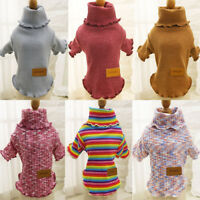 Small Pet Dog Costume Clothes Spring Summer Clothing Puppy Cat T-Shirt Apparel