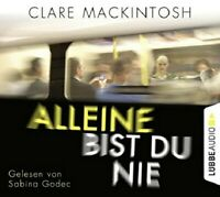 ALLEINE BIST DU NIE - MACKINTOSH,CLARE  6 CD NEW