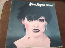 33 TOURS NINA HAGEN BAND--NINA HAGEN BAND--1979