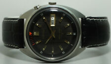 Vintage Seiko Bellmatic Alarm Automatic Day Date Wrist Watch s891 Used Antique
