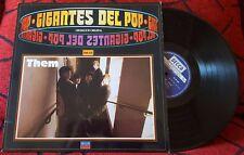 Bues Rock Them (Van Morrison) *Gigantes Del Pop* Very Rare 1981 Spain Lp