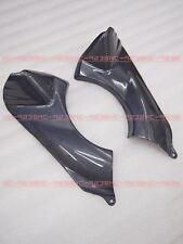Ram Air Tube Cover Carbon fiber Fairing Parts For Kawasaki ninja ZX6R 07-08 m8#G